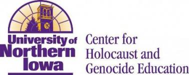 Center for Holocaust and Genocide Education Logo